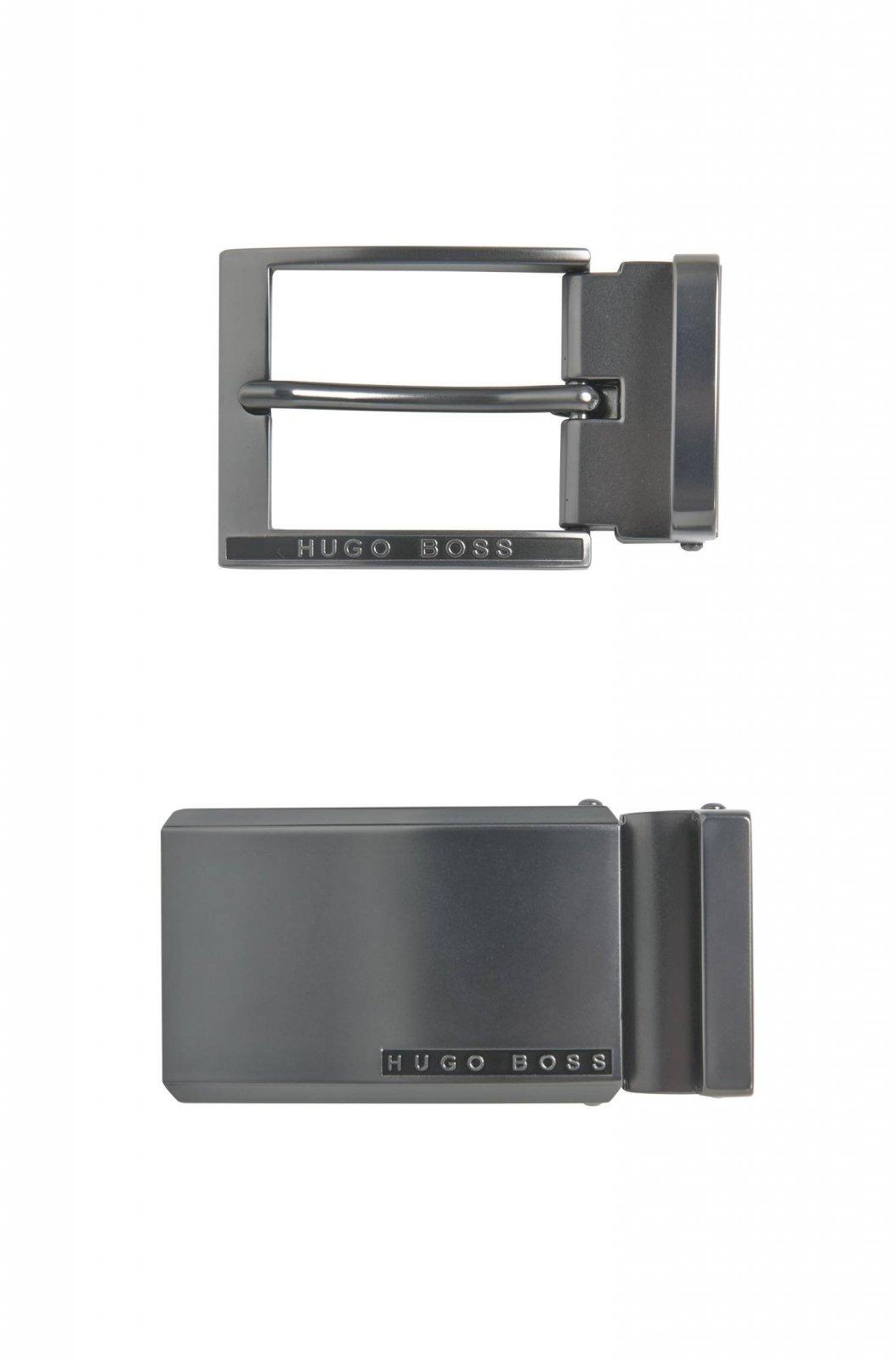 HUGO BOSS Coffret ceinture avec 2 boucles - 50327643 , Ceinture pour ... c1aa17691cd