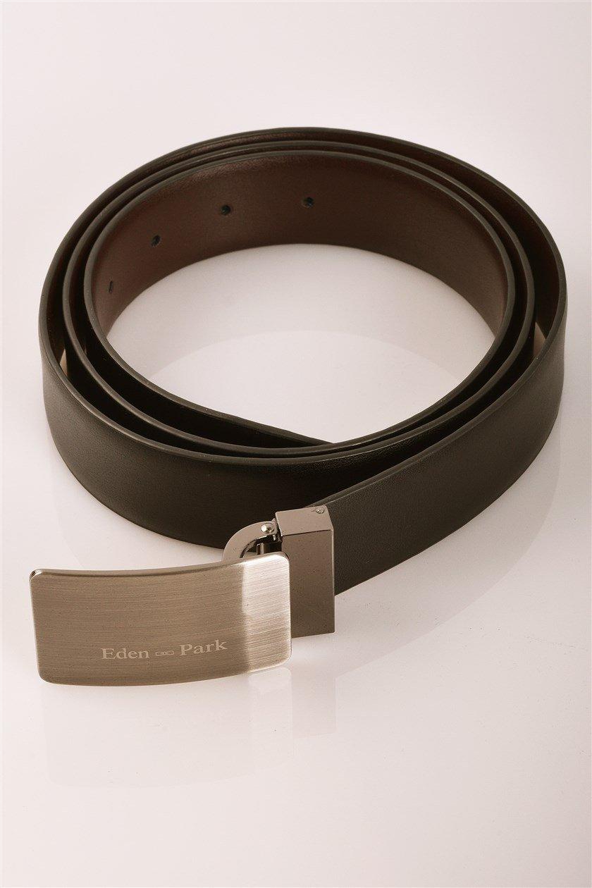 EDEN PARK Coffret ceinture cuir 2 boucles - 97ACTCEE0009 , Ceinture ... ae6eec7df69