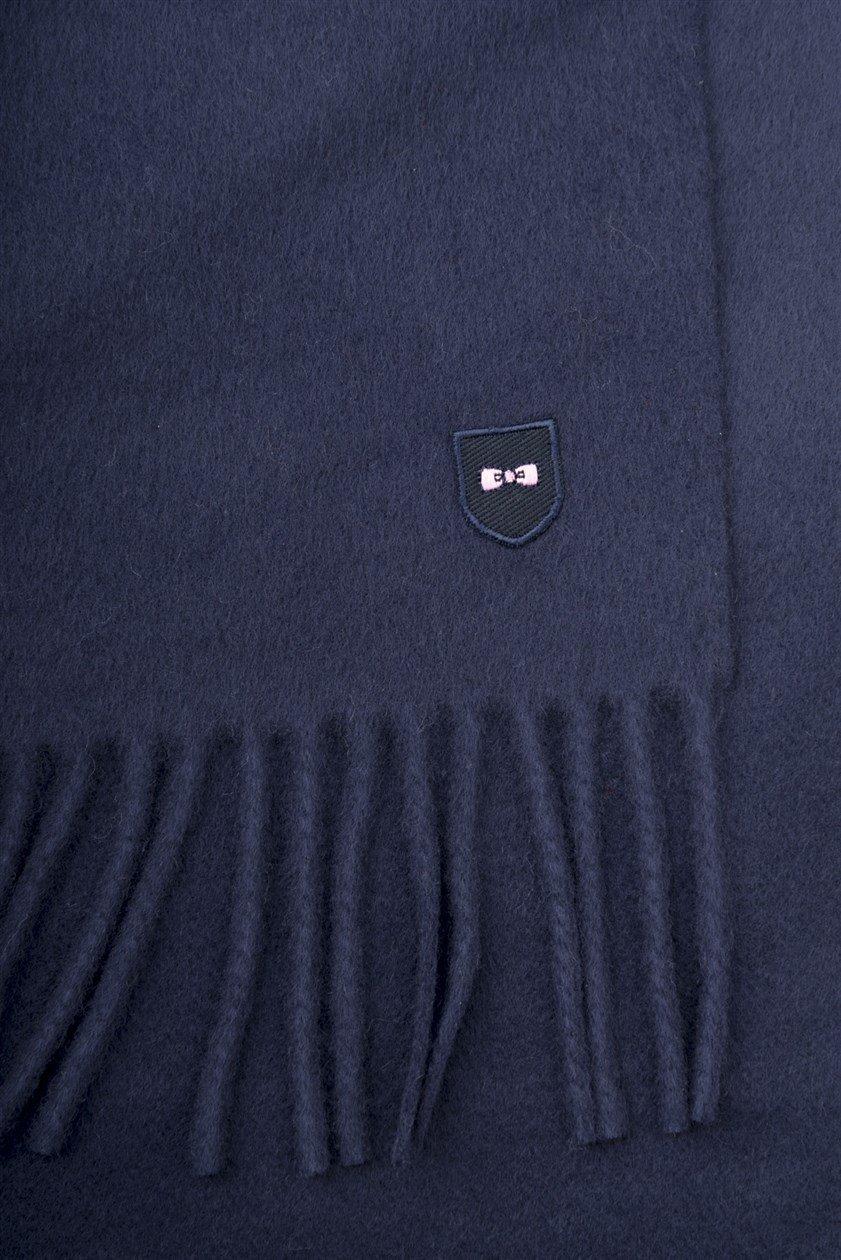 eden park echarpe unie marine 65actece0033 echarpe pour homme. Black Bedroom Furniture Sets. Home Design Ideas