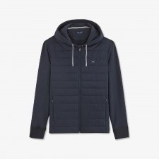 Blouson Atlantic bleu marine slim fit