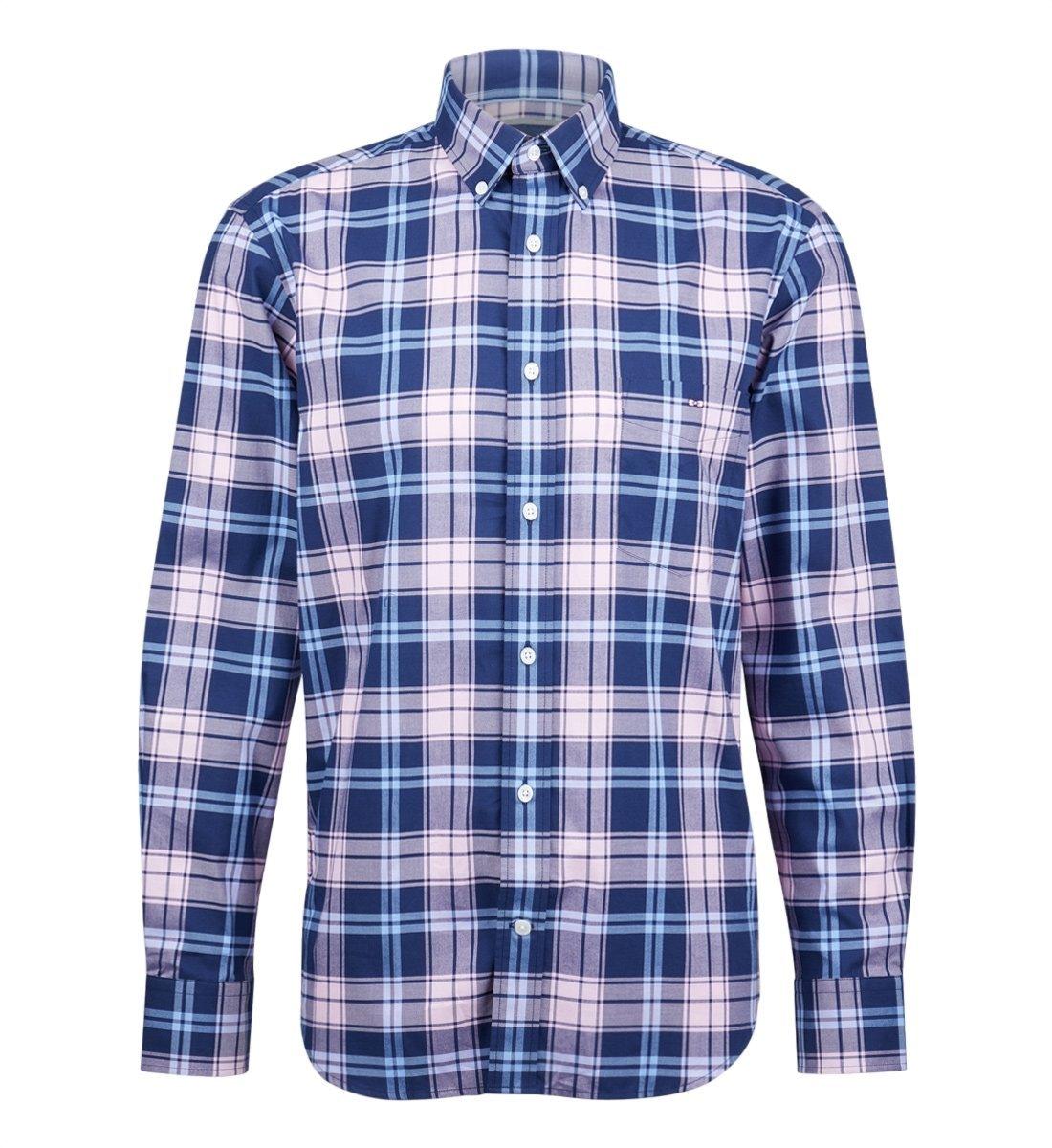 EDEN PARK Chemise à carreaux - 68CHECLE0042 , Chemises pour Homme d08e23cea84