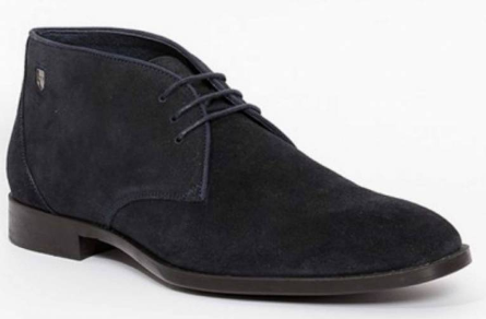 Derbies homme marine