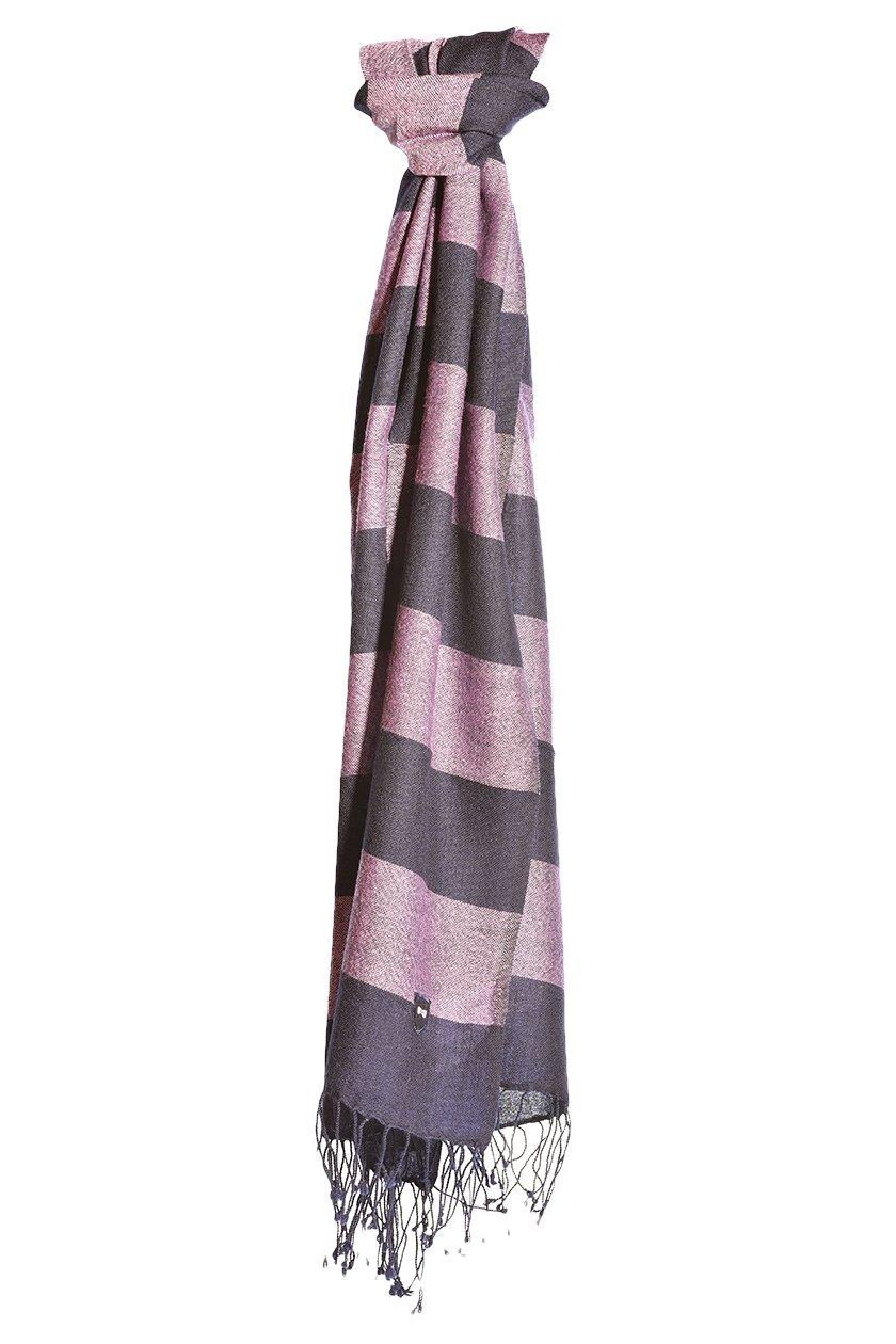 EDEN PARK Echarpe rayé en laine vierge - 67ACTECE0012 , Echarpe pour ... 2ef9a1670cb