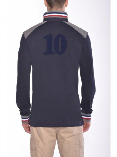 Maillot de rugby 10 dos