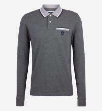 Polo uni col oxford