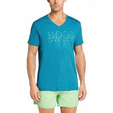T - Shirt BOSS Col V anti UV