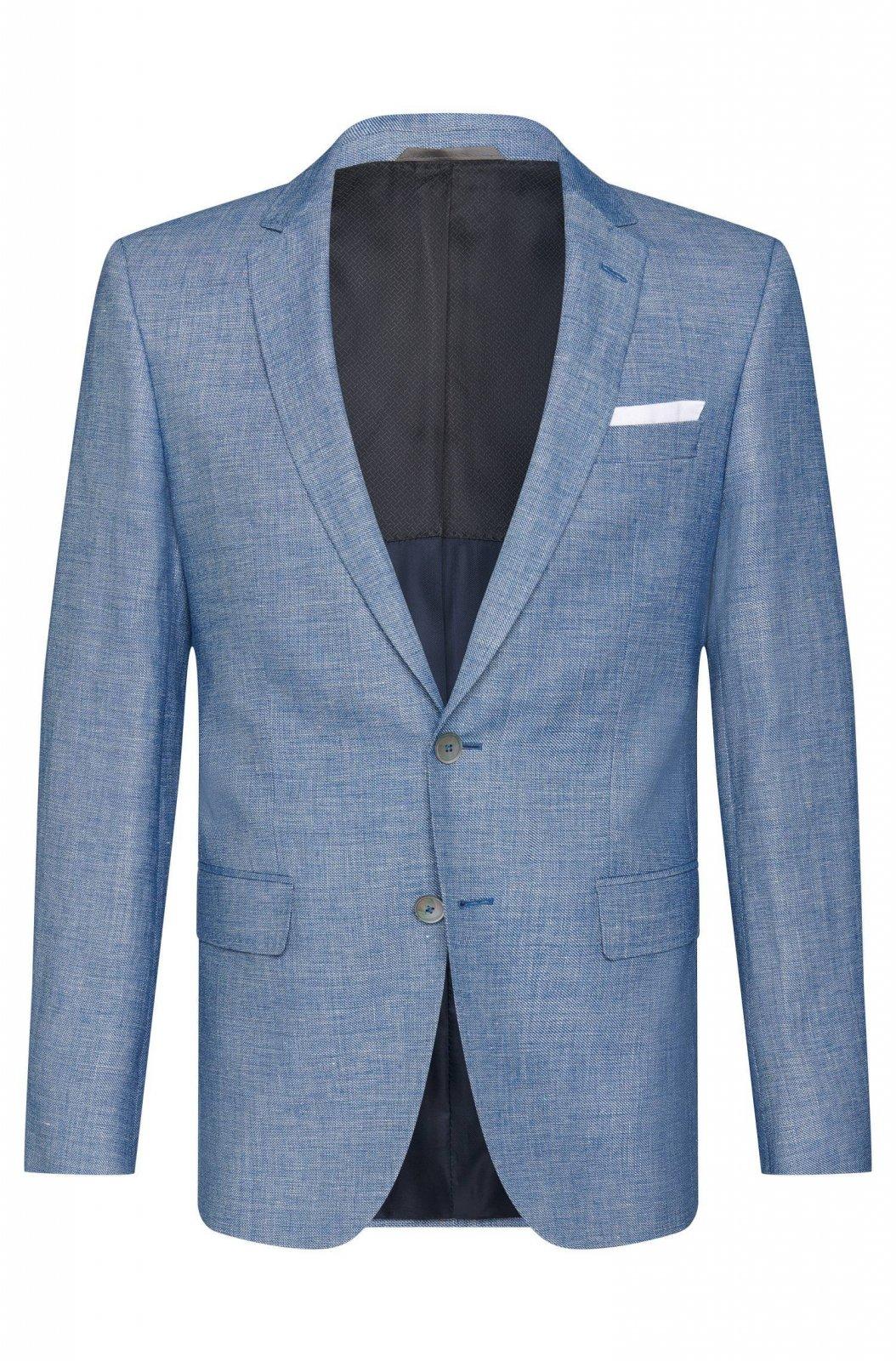 hugo boss veste slim fit hutson 50332215 veste pour homme. Black Bedroom Furniture Sets. Home Design Ideas