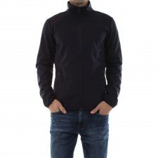 Blouson marine Fleece