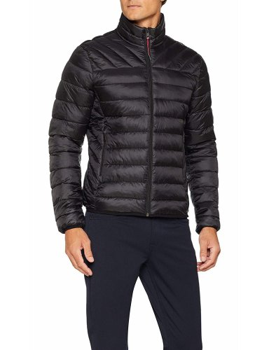 Padded jacket Aerons Stand noir