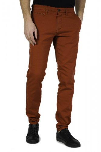 Pantalon Mana orange,rouge