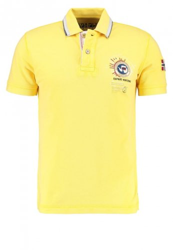 Polo Gandy jaune
