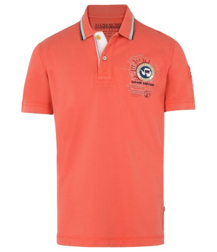 Polo gandy orange