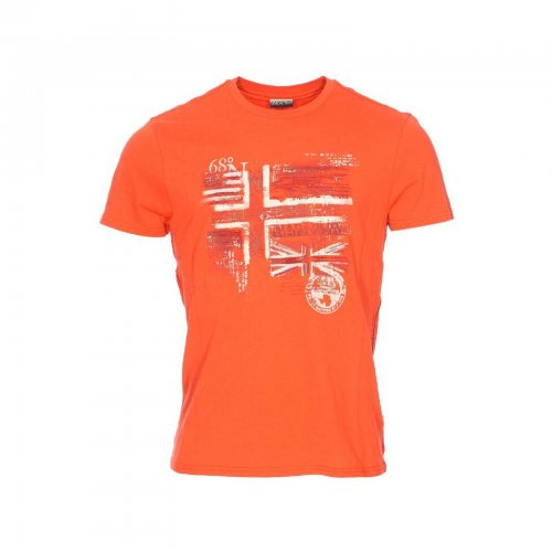 T-shirt Sancy orange