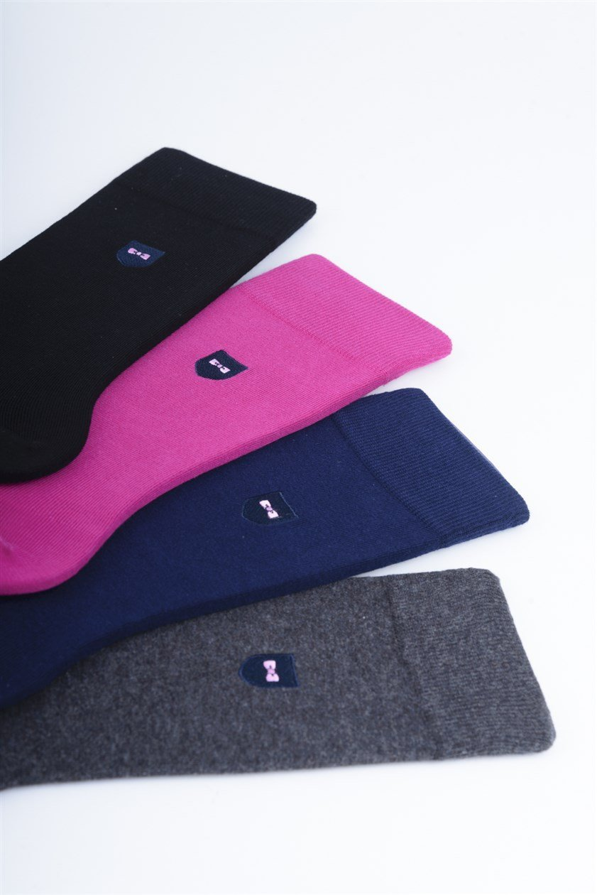 code promo dc48f 2410b EDEN PARK Pack chaussettes 4 couleurs