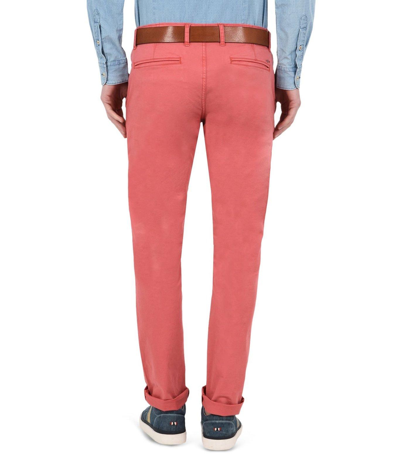 Chino Pantalon Strech Orange Pour Napapijri Homme Mana d5wS1