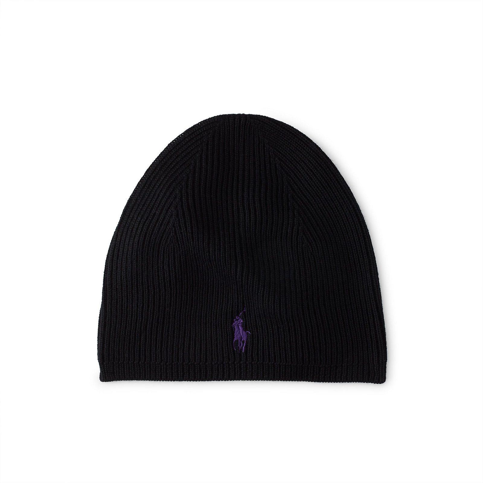 ralph lauren bonnet noir logo mauve a81aha0zw0040a00pb casquette bonnet pour homme. Black Bedroom Furniture Sets. Home Design Ideas