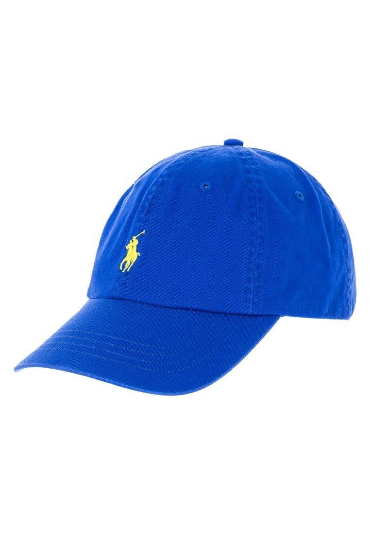 RALPH LAUREN Casquette homme femme bleu - A81HT011CC379A4069 ... b07e5ddf38a