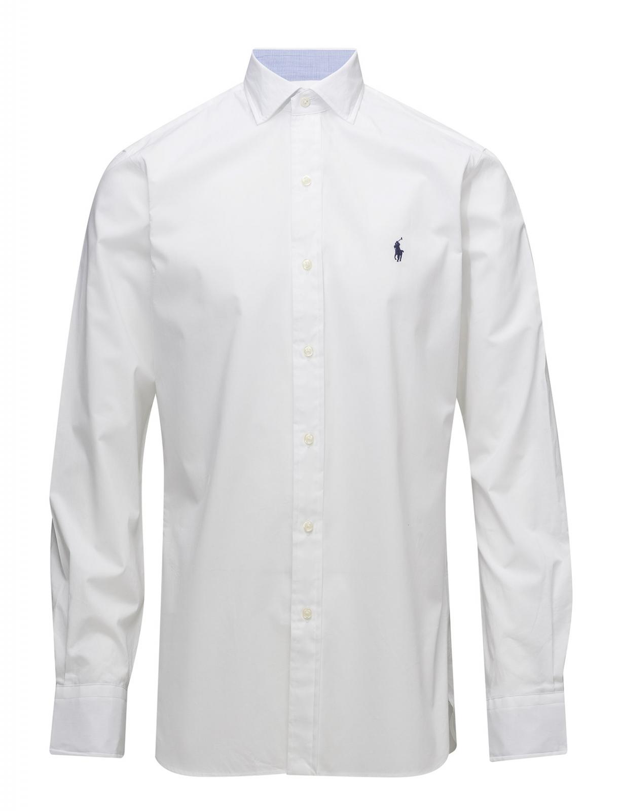 RALPH LAUREN Chemise blanche - 7106684875005 , Chemises pour Homme bb93fd18e3d0