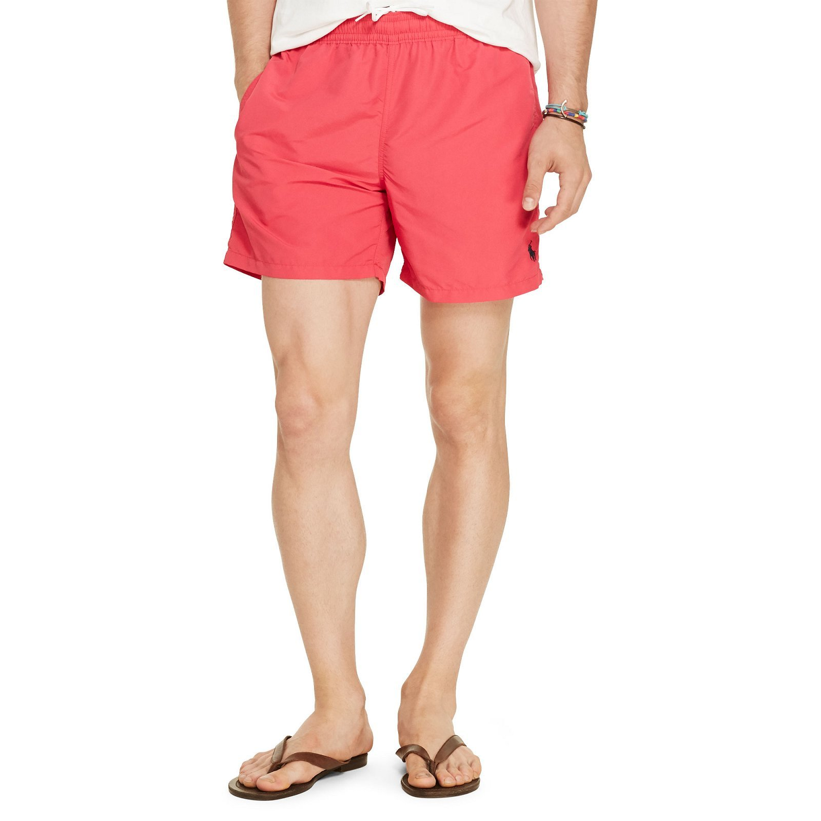 RALPH LAUREN - Maillot de bain - maillot de bain corail Décoration ... 02deb8d38c9a