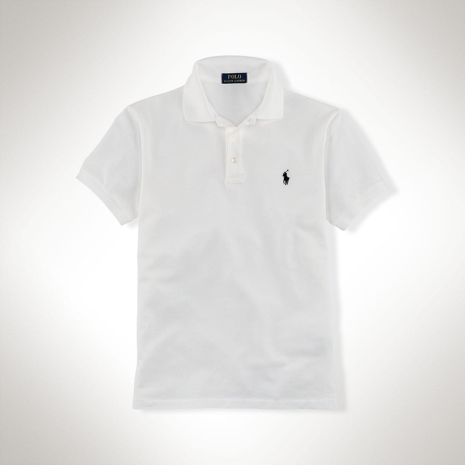 Blanc Blanc Ralph Polo Strech Ralph Lauren Strech Polo Polo Ralph Lauren Lauren 0nOwPk