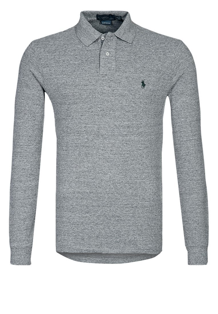 Gris Lauren Polo Slim Fit Ralph Uni xdCBoe