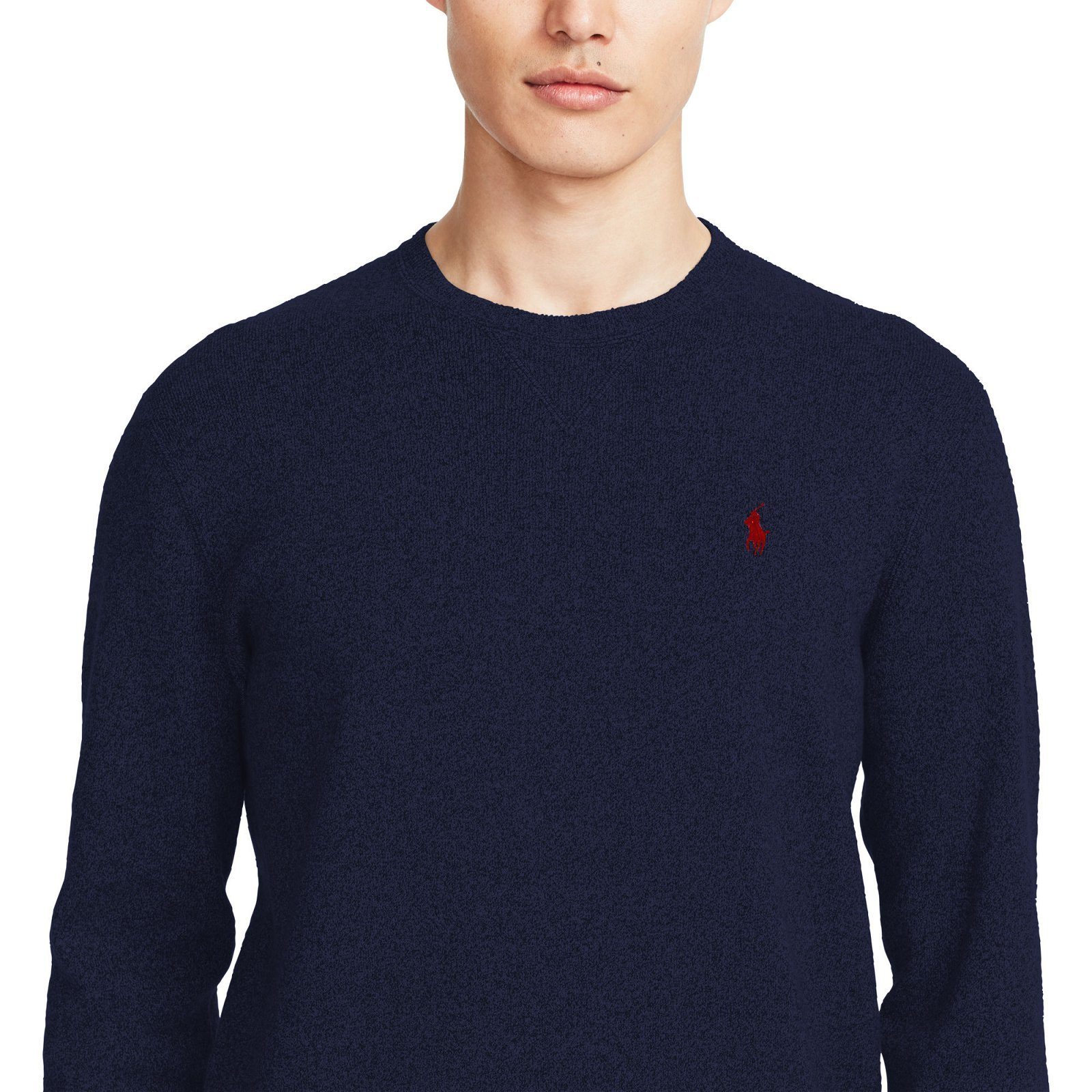 RALPH LAUREN Pull col rond - 54666821 , Pull pour Homme e9c5b2cdcbf9
