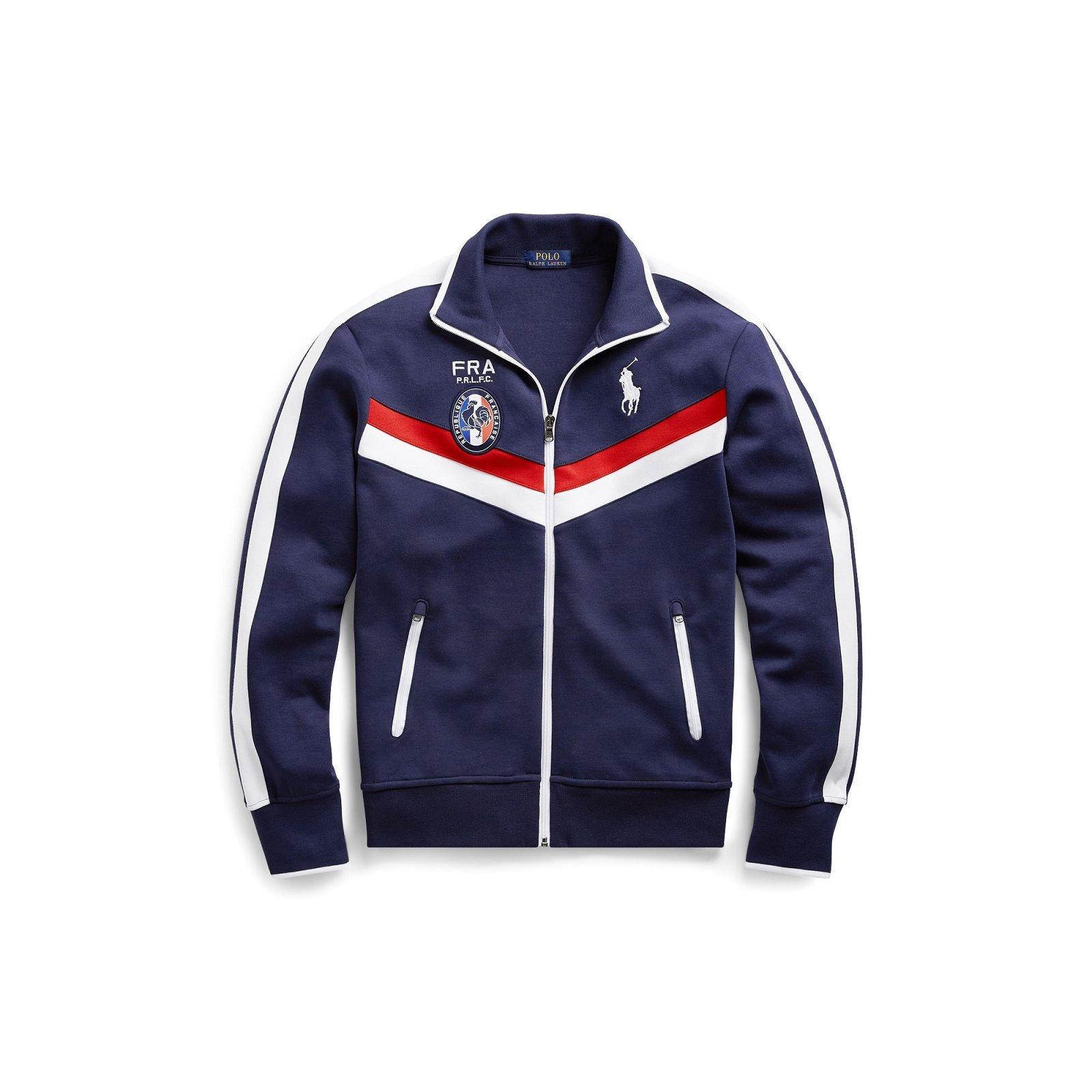 RALPH LAUREN Veste d athlétisme France - 710712622001 , Sweat pour Homme 8ff6a8ce9007