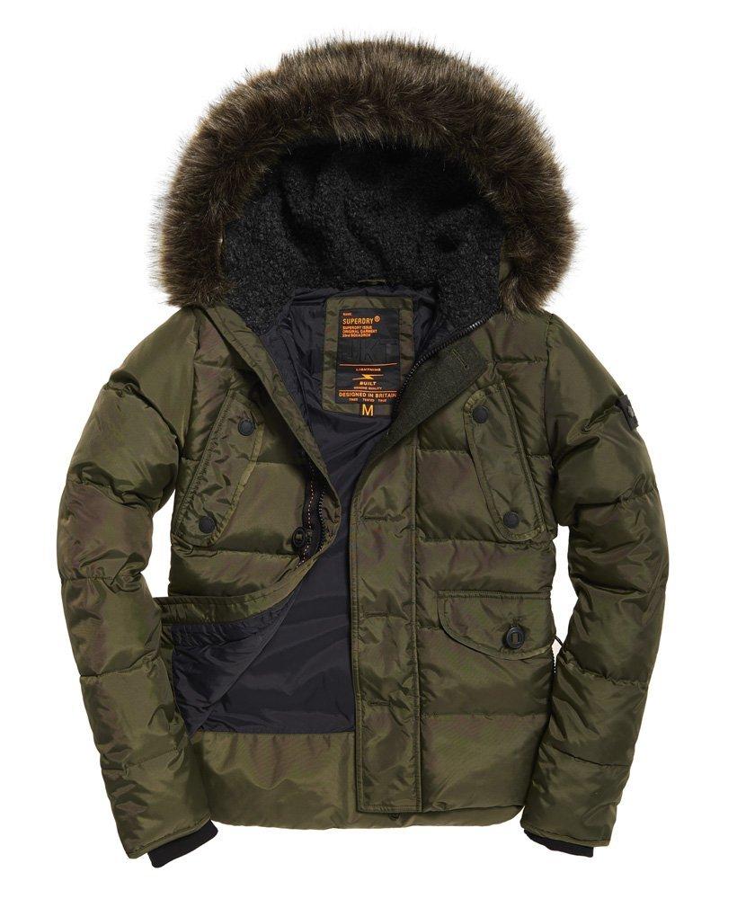 Superdry Blouson Chinook Jacket kaki