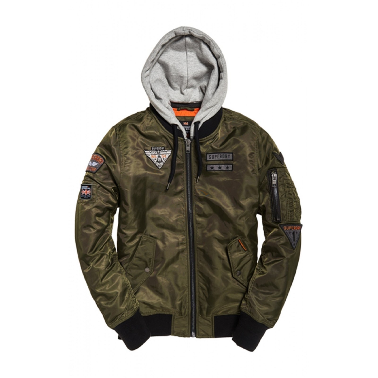 Homme Vest Premium Goods Splatter ModeLifestyle Superdry Paint FTlcuK135J