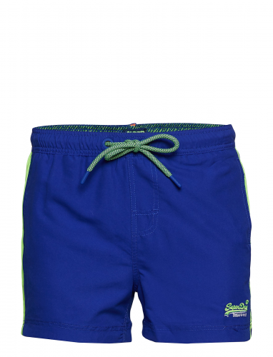 Short de bain Beach Volley bleu