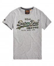 T-shirt gris col rond