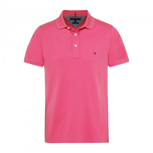 Polo rose slim uni