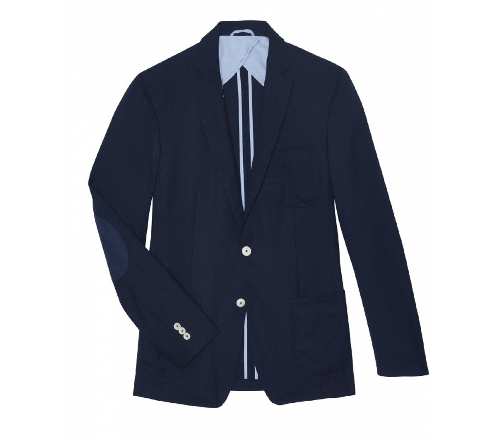 vicomte a blazer avec coudi re blazhop 01 blazer pour. Black Bedroom Furniture Sets. Home Design Ideas